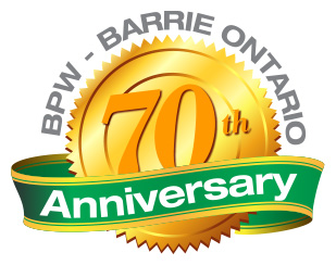 BPW Barrie's 70th anniversary